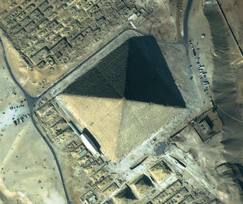 黄金比 φ 第2弾『なぜピラミッドは φ なのか』